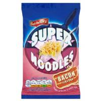 Batchelor super noodle bacon